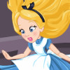 Alice Back From Wonderland - Skill Games For Girls