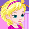 Baby Elsa's Potty Train - Elsa Games Online