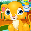 Lion Cub Caring  - Animal Care Games
