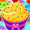 Delicious Creamy Cupcakes  - Cupcake Cooking Games