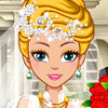 Deluxe Vintage Wedding - Wedding Dress Up Games