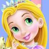 Baby Rapunzel Kitty Fun - Princess Rapunzel Games