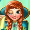 Anna Eye Treatment  - Eye Doctor Games
