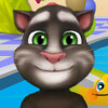 Baby Tom's Pool Party - Baby Talking Tom Games