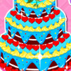 Anne's Delicious Wedding Cake  - Wedding Cake Cooking Games