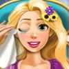 Rapunzel Eye Treatment - Eye Doctor Games Online