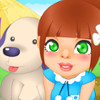 Girl And Puppy - Girl Dress Up Games
