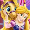 Rapunzel's Carriage Decor  - Rapunzel Games 2015