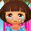 Dora's Sunburn  - Dora Games For Girls