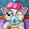 Angela Flu Doctor  - Free Doctor Games For Girls