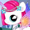 Pet Stars: Baby Pony - Play Pony Games
