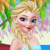 Elsa Summer Holiday  - Frozen Elsa Dress Up Games To Play
