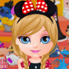 Baby Barbie Goes To Disneyland  - Baby Barbie Dress Up Games