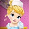 Baby Cinderella House Cleaning  - House Clean Up Games