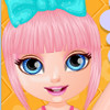 Baby Barbie Crazy Nails  - Girls Nails Games