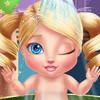 Barbie Princess Baby Wash - Barbie Baby Bathing Games