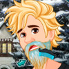 Kristoff Icy Beard Makeover  - Frozen Online Games