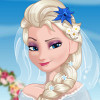 Bride Elsa Cooking Wedding Dish  - Elsa Cooking Games