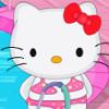 Hello Kitty's Messy Swimming Pool - Cleaning Up Games