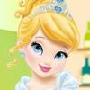 Cinderella Kitchen Cleaning - Kitchen Cleaning Games