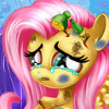 Little Fluttershy At The Hospital  - Doctor Games For Girls