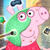 Peppa Pig Makeover - Peppa Pig Games Online
