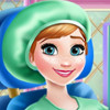 Anna Pregnant Check-up - Frozen Anna Games
