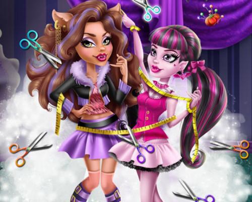 Celebrity cooking games dolls dress up