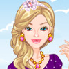 Barbie Super Sparkle Dress Up - Barbie Dress Up Games