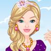 Barbie Super Sparkle Dress Up - Barbie Dress Up Games