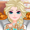 Frozen Gingerbread - Elsa Cooking Games