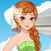 Elsa And Anna Bridesmaids - Elsa And Anna Dress Up Games