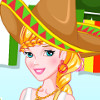 Cinderella Flies To Mexico - Princess Cinderella Games