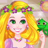 Princess Rapunzel Dress Up - Princess Rapunzel Dress Up Games
