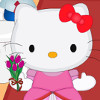 Hello Kitty Wedding Kissing  - Free Hello Kitty Games