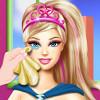 Super Barbie Eye Treatment  - Free Super Barbie Games