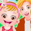 Baby Hazel Family Picnic  - New Baby Hazel Games