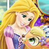 Rapunzel Palace Pets  - Pet Online Games