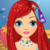 Mermaid Beauty Hair Salon  - Hair Games Online