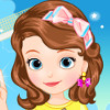 Baby Sofia's Bike Ride - Princess Sofia Games
