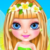 Baby Barbie Fairy Salon - Baby Barbie Dress Up Games