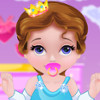 Fairytale Baby Belle Caring - Baby Care Games For Girls