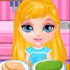 Baby Barbie My Perfect Breakfast - Play Baby Barbie Games