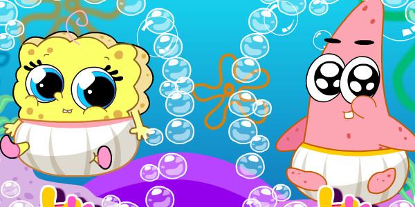 Spongebob Squarepants Baby Patrick