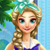 Elsa's Room Cleaning  - Room Cleaning Games Online