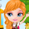 Baby Barbie Back To School  - Baby Barbie Games For Kids