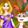 Rapunzel Pet Care  - Pet Care Games Online