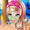 Barbie Super Hero Beauty Spa  - Play Barbie Makeover Games