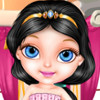 Baby Barbie Disney Fashion - Baby Barbie Dress Up Games