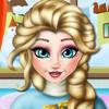 Elsa Maternity Doctor  - Maternity Games Online